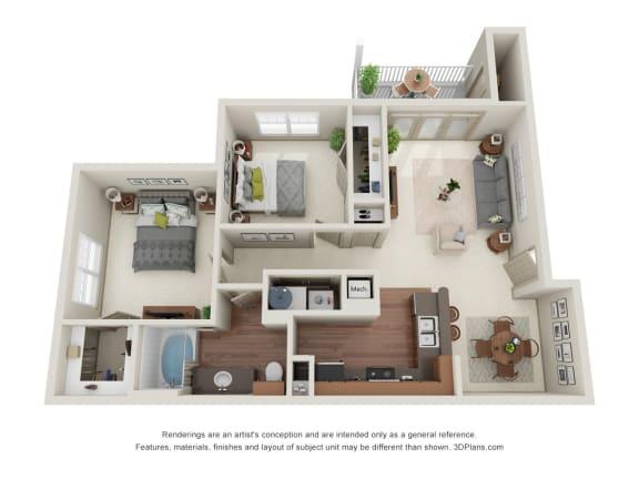 Floor Plan  Banyan 3D Floor Plan