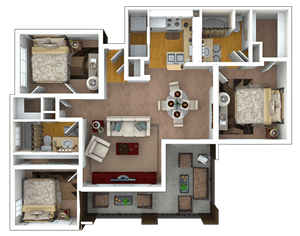 Floor Plan  C1