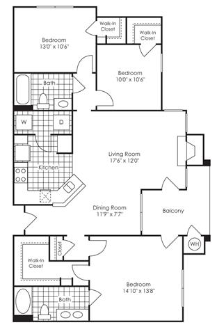 Floor Plan  The Manor
