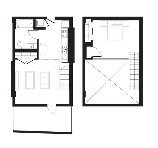 Floor Plan  Unit Y