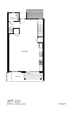 Floor Plan  D