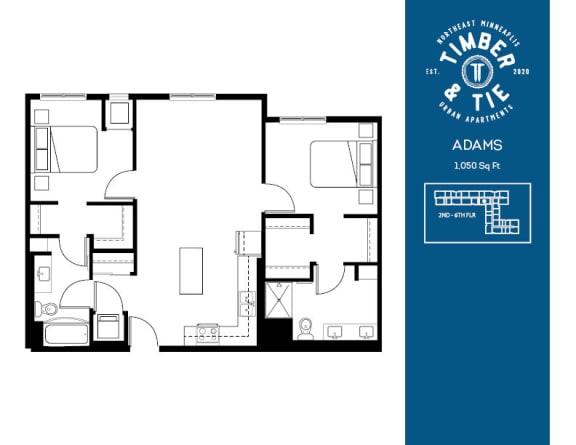 Floor Plan  Adams