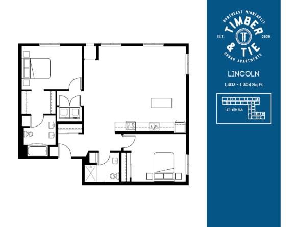 Floor Plan  Lincoln
