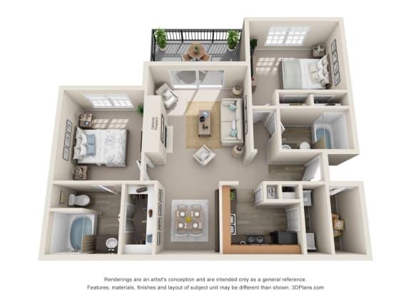 Floor Plan  Cordoba