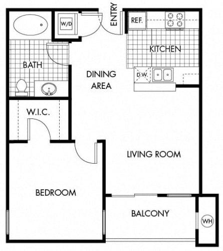 Floor Plan  Plan J