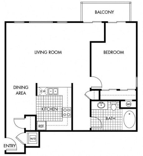Floor Plan  Plan M
