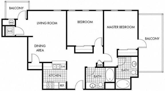 Floor Plan  Plan P