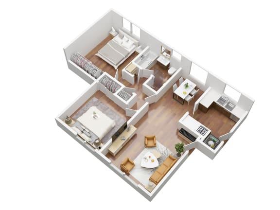 Floor Plan  Marina Del Rey