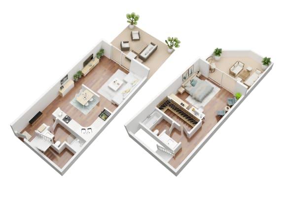 Floor Plan  CH