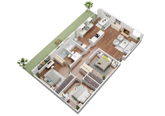 Floor Plan  Maple Floorplan Lemoli Apartments
