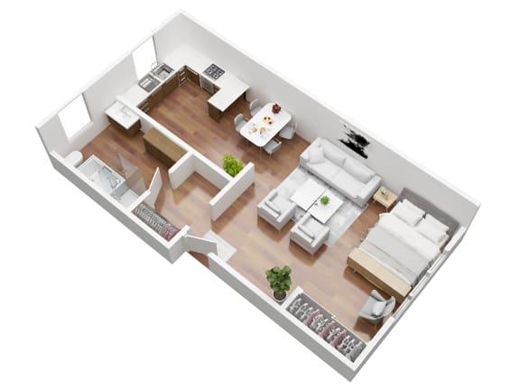 Floor Plan  Classic