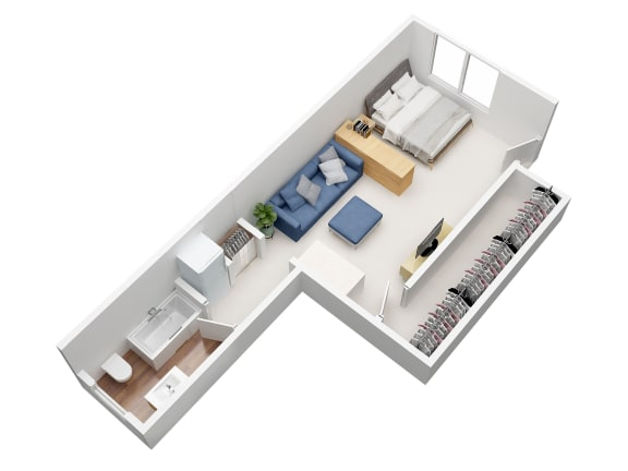 Floor Plan  Camaroon