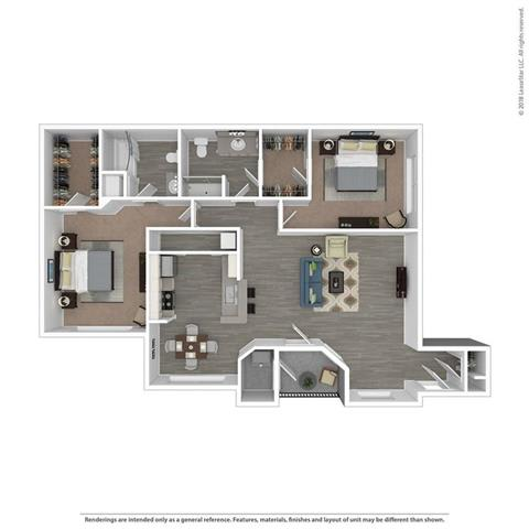 Floor Plan  The Camden
