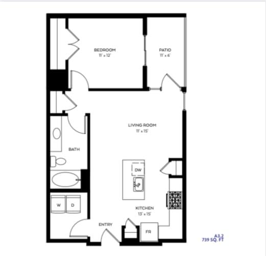Floor Plan  A3-2
