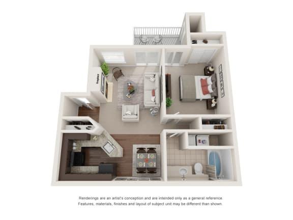 Floor Plan  3D Floor Plans, opens a dialog.