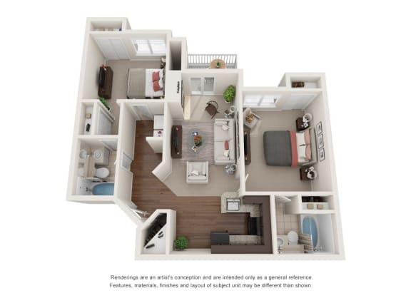 Floor Plan  3D Floor Plan