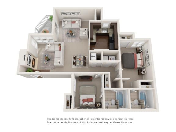 Floor Plan  3D Floor Plan, opens a dialog.
