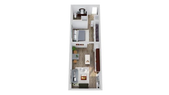 Floor Plan  AF1