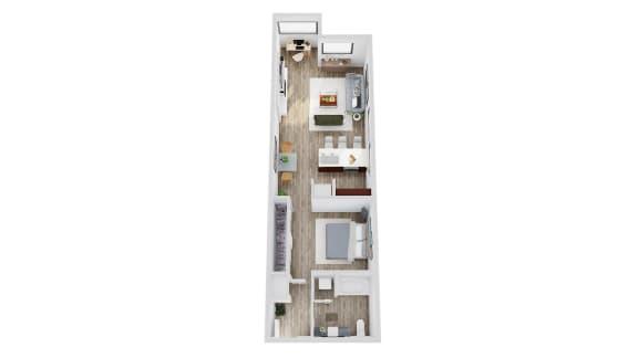 Floor Plan  AF2