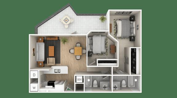 Floor Plan  Marietta