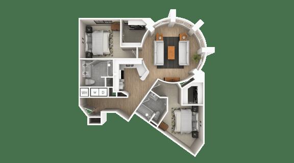 Floor Plan  Skyview Floor Plan