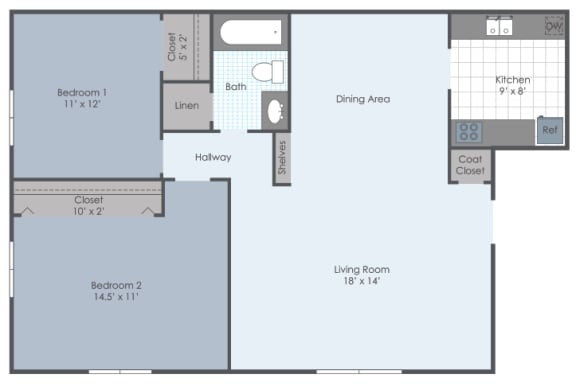Floor Plan  Cottonwood