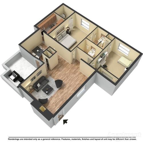 Floor Plan  Danbury
