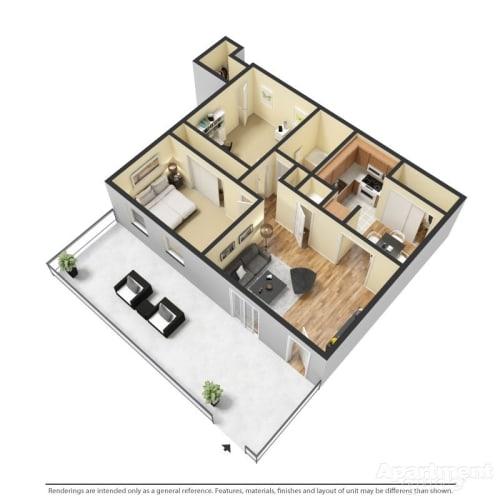 Floor Plan  B1 - Essex