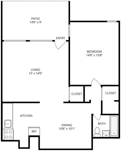 Floor Plan  Tuscany