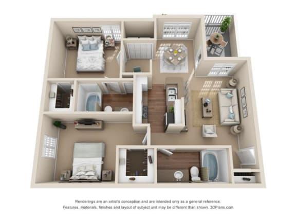 Floor Plan  Juniper