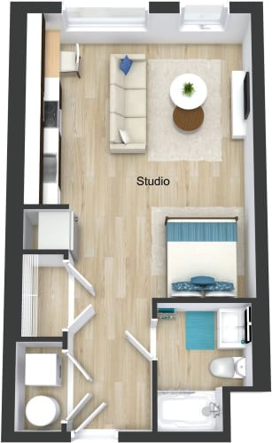 Floor Plan  1943-dot-ave-studio