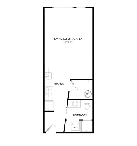 Floor Plan  Aventine Apartments Firenze Floor Plan