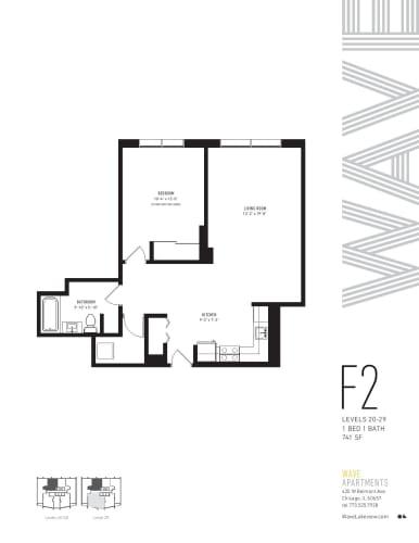 Floor Plan  F2