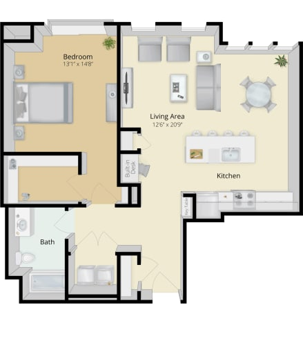 Floor Plan  Cirrus Floor Plan 1C
