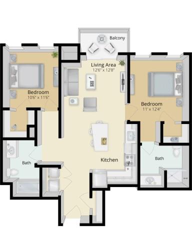 Floor Plan  Cirrus Floor Plan 2