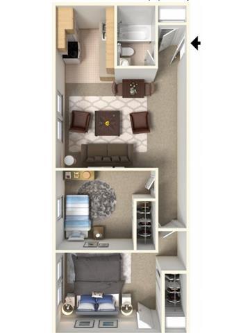 Floor Plan  Hadley Floor Plan| Cliffside