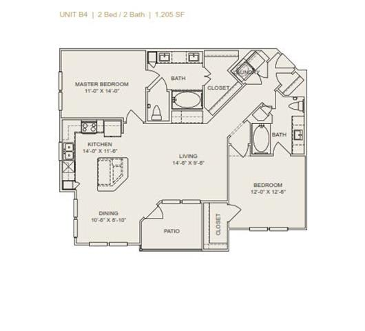Floor Plan  B4 - Phase II