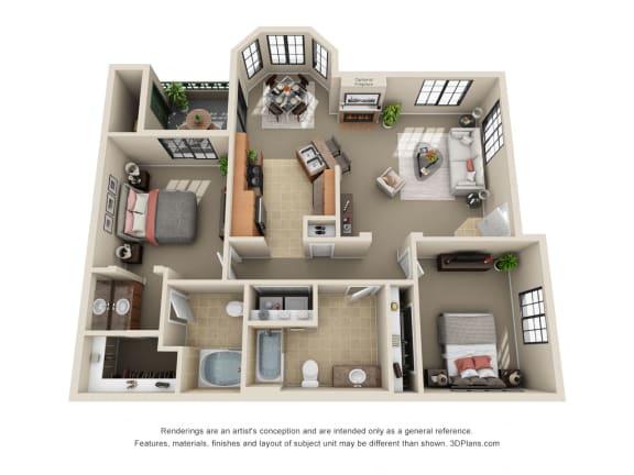 Floor Plan  Kentia