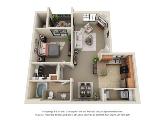 Floor Plan  Sago