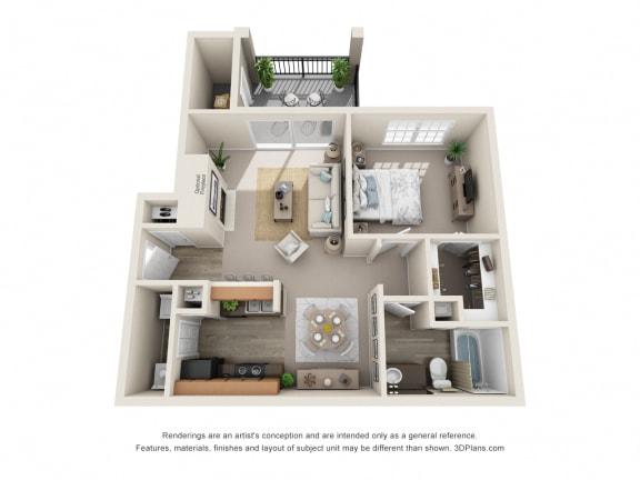 Floor Plan  Segovia