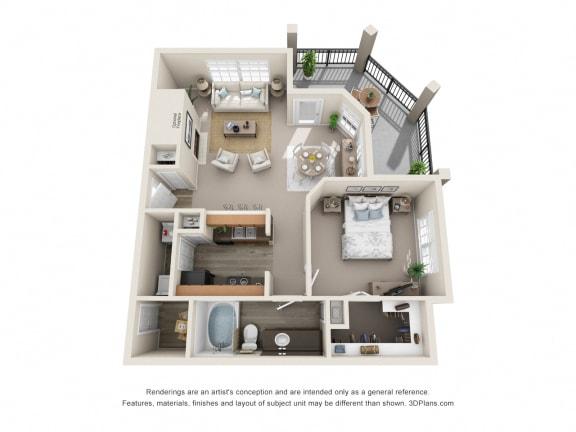Floor Plan  Valencia