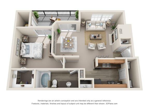 Floor Plan  Leon