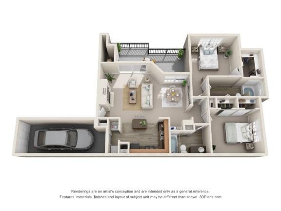 Floor Plan  Madrid
