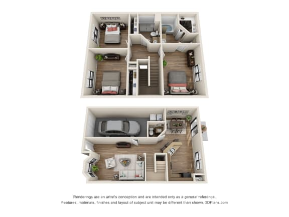 Floor Plan  The Sirrocco