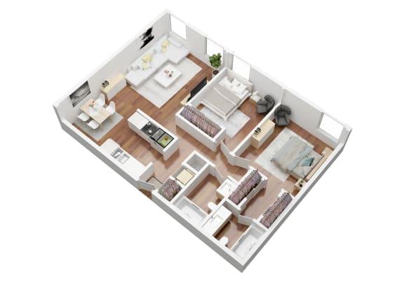 Floor Plan  Grand Cayman