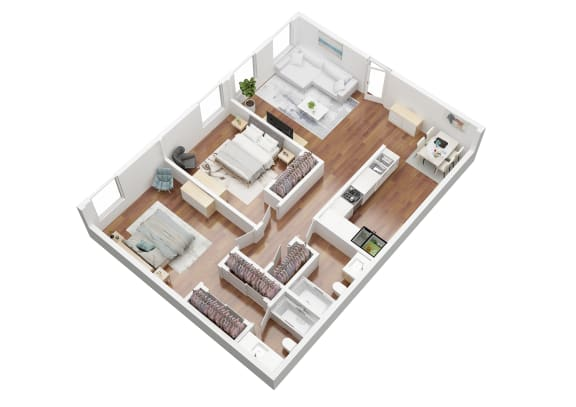 Floor Plan  Ixtapa