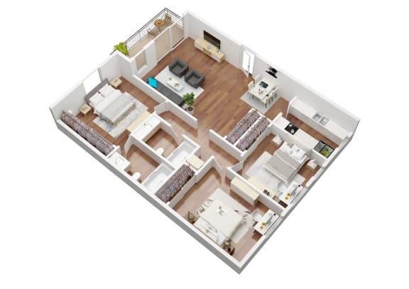 Floor Plan  Manzanillo
