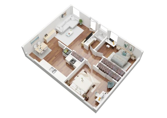 Floor Plan  St.Croix
