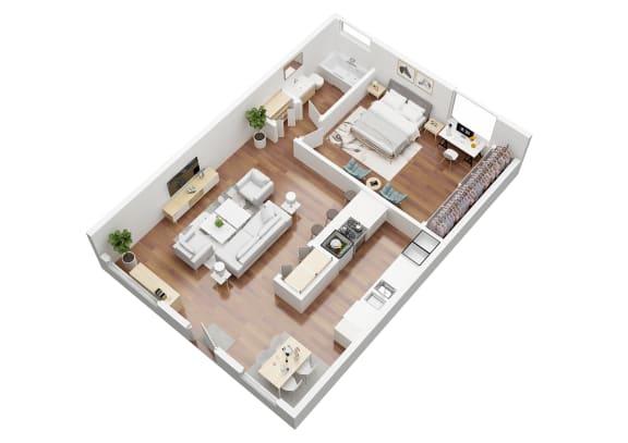 Floor Plan  Bahama