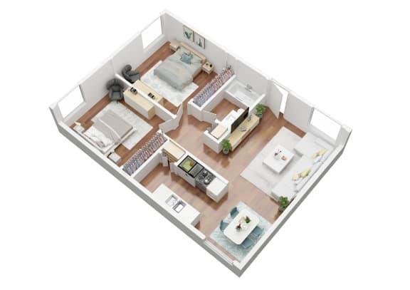 Floor Plan  Curaco